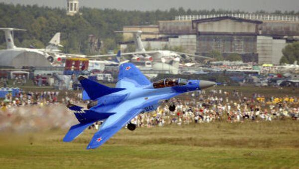 MiG-29K - Sputnik Česká republika