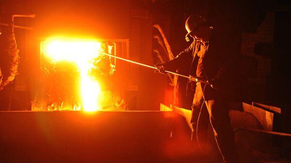 Ocelářská výroba - Sputnik Česká republika