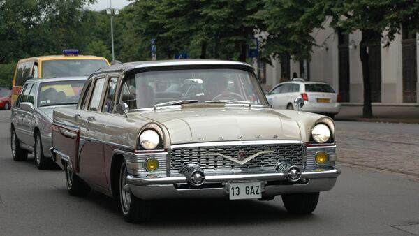 Ruská auta po celém světě: styl a historie - Sputnik Česká republika