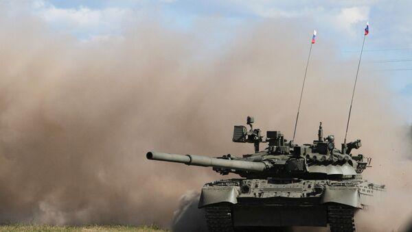 Tank T-80 UK - Sputnik Česká republika