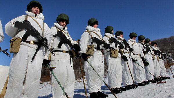 Ruská armáda - Sputnik Česká republika