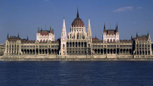 Budova Maďarského parlamentu - Sputnik Česká republika