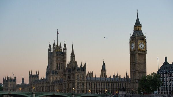 Westminsterský palác v Londýně - Sputnik Česká republika
