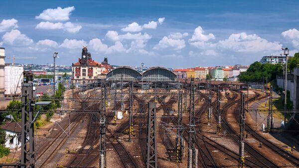 Hlavní nádraží, Praha - Sputnik Česká republika