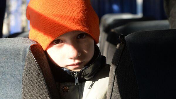 Uprchlíci z Ukrajiny jedou do Ruska - Sputnik Česká republika