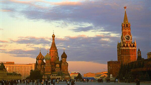 Rudé náměstí v Moskvě - Sputnik Česká republika