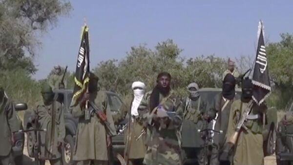 Nigerijské radikální uskupení Boko Haram - Sputnik Česká republika