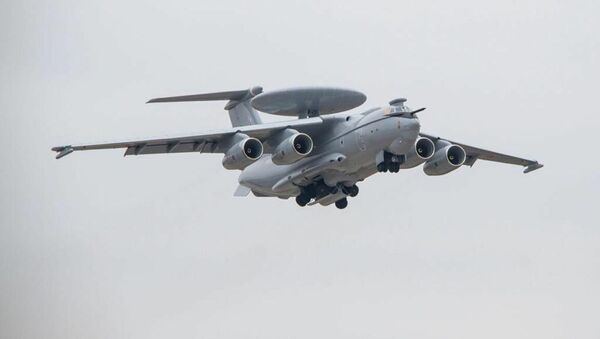 Ruské letadlo A-100 Premiér - Sputnik Česká republika