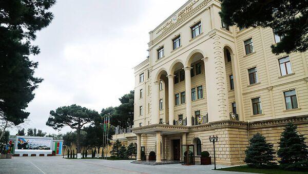Ministerstvo obrany Ázerbájdžána - Sputnik Česká republika
