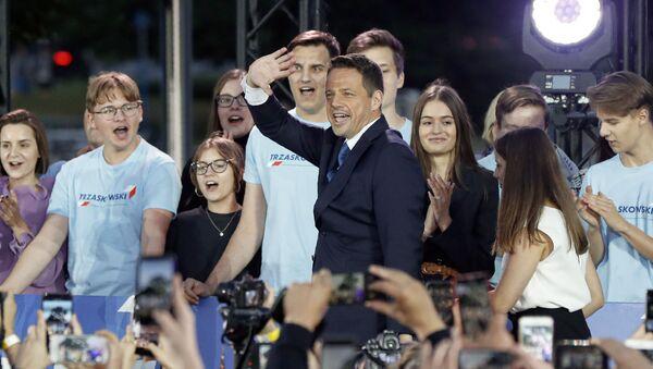 Rafał Trzaskowski - Sputnik Česká republika