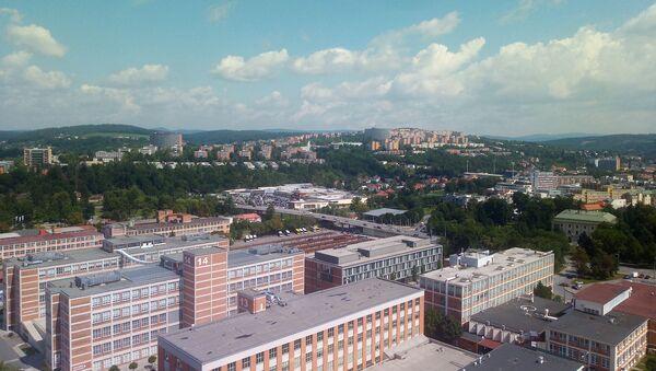 Výhled na Zlín. Ilustrační foto - Sputnik Česká republika