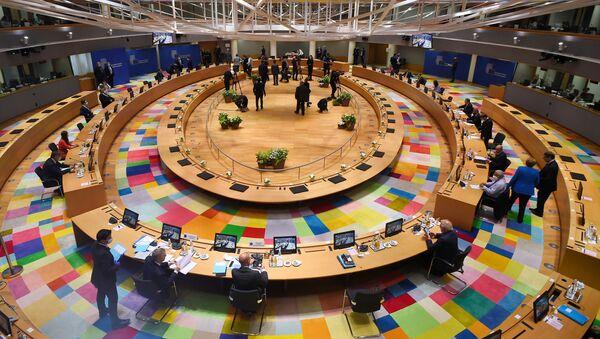 Summit EU v Bruselu - Sputnik Česká republika