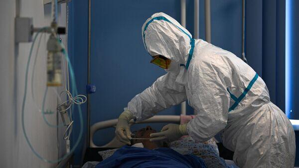 Lékař a pacient - Sputnik Česká republika
