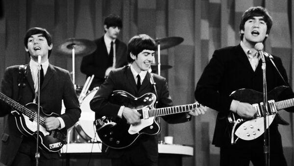 The Beatles - Sputnik Česká republika