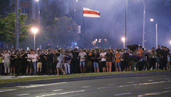 Protesty v Bělorusku - Sputnik Česká republika