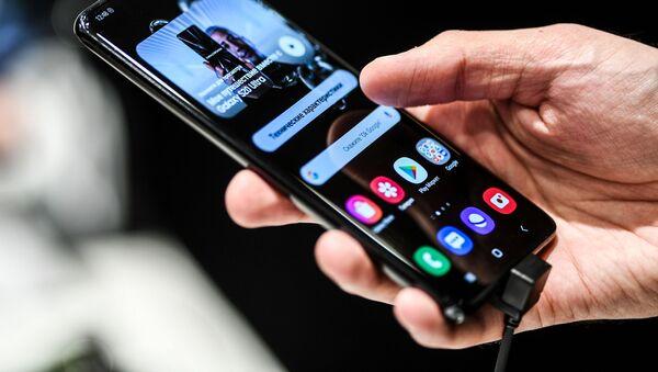 Samsung Galaxy S20 Ultra - Sputnik Česká republika