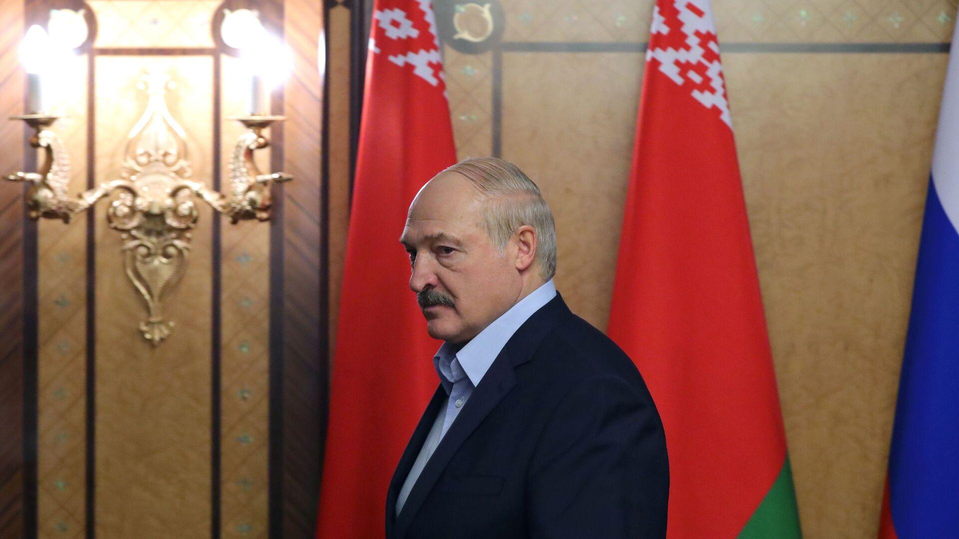 Běloruský prezident Alexandr Lukašenko - Sputnik Česká republika, 1920, 24.04.2021
