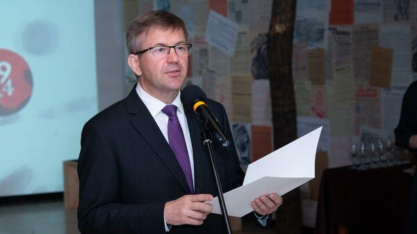 Bývalý běloruský velvyslanec na Slovensku Igor Leščeňa - Sputnik Česká republika