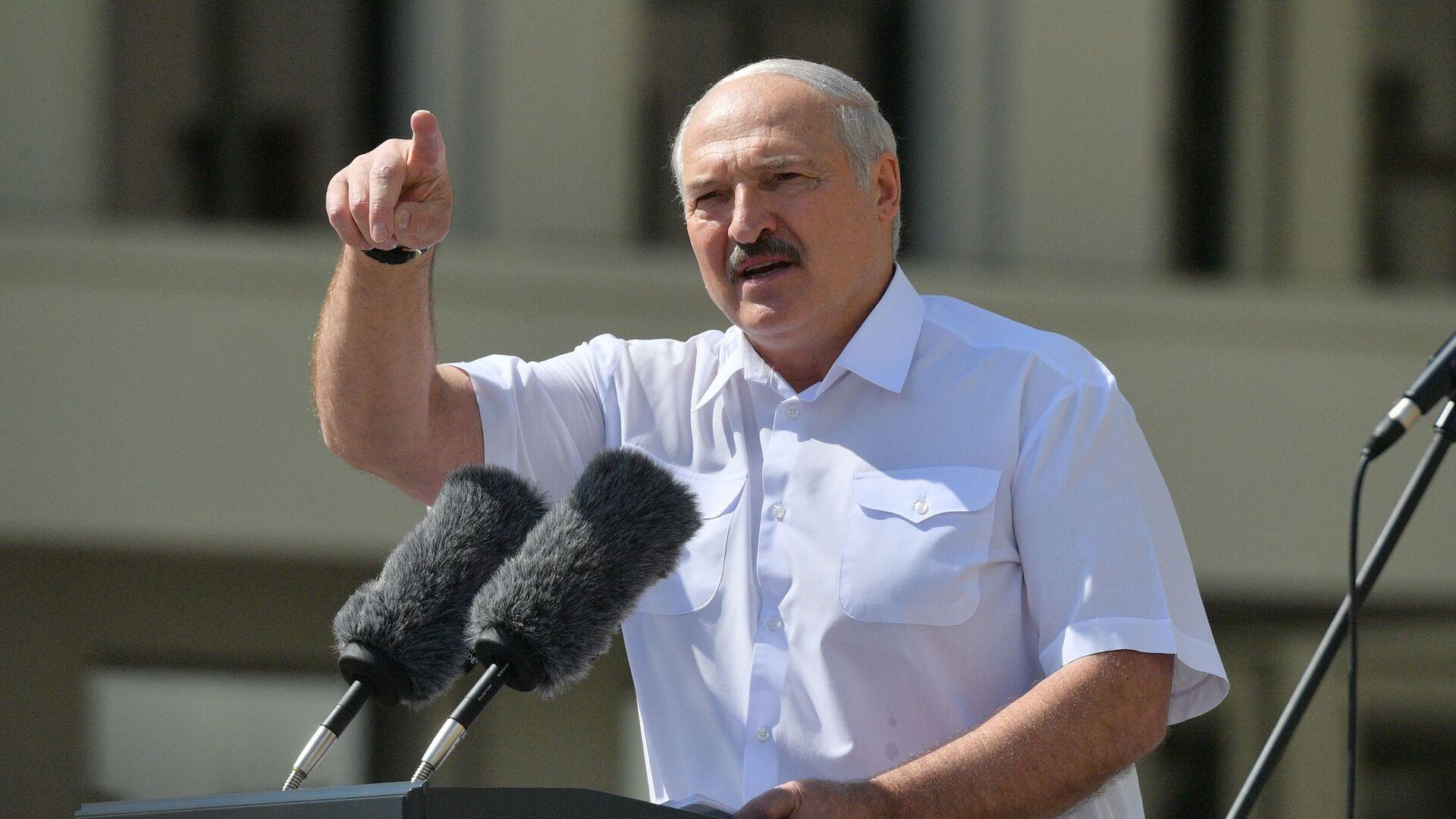 Alexandr Lukašenko - Sputnik Česká republika, 1920, 19.07.2021
