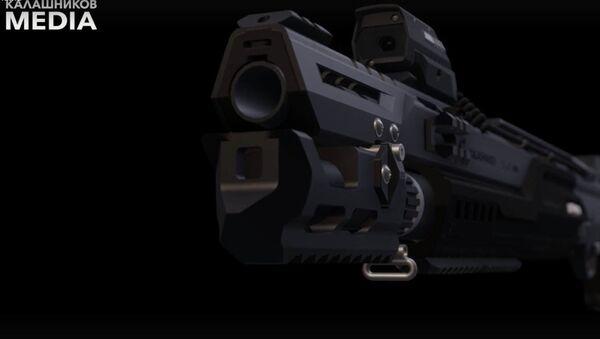 Ruská smart zbraň koncernu Kalašnikov - Sputnik Česká republika