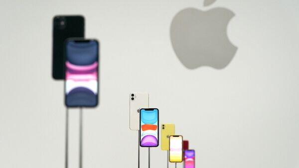Смартфоны iPhone - Sputnik Česká republika