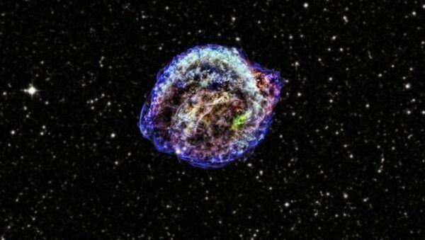 Keplerova supernova - Sputnik Česká republika