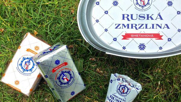 Ruská zmrzlina - Sputnik Česká republika