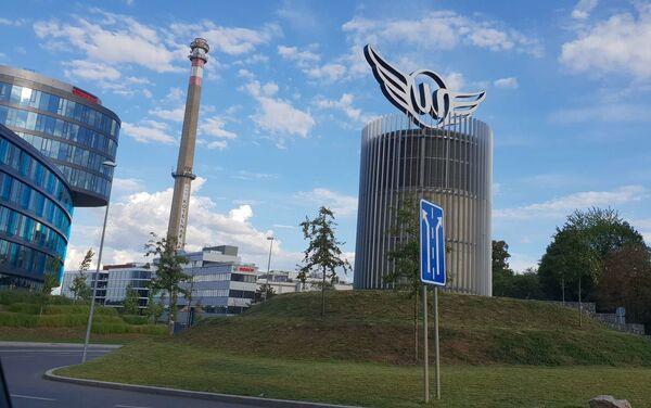 Co zbylo z firmy Walter: rezidenční a kancelářská zóna… - Sputnik Česká republika