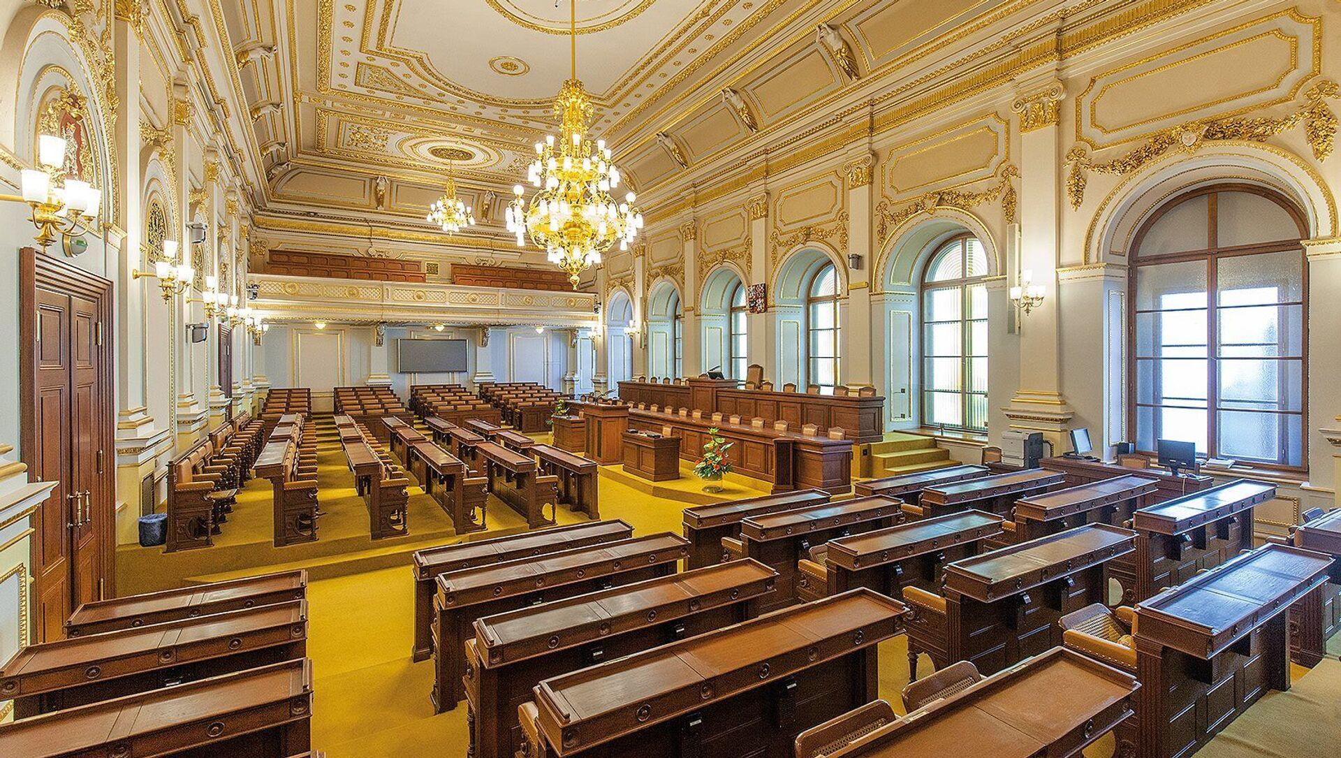 Poslanecká sněmovna - Sputnik Česká republika, 1920, 18.02.2021