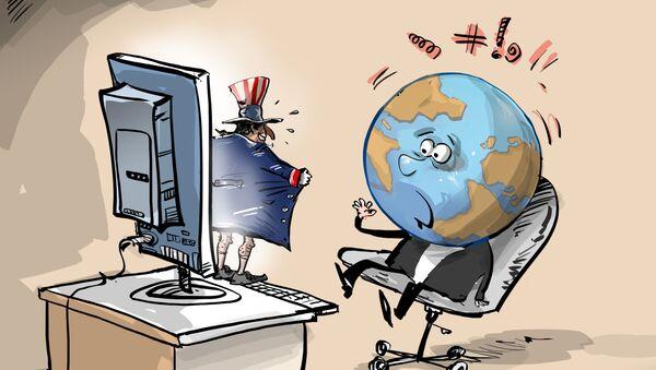Mistři kybernetických útoků - Sputnik Česká republika