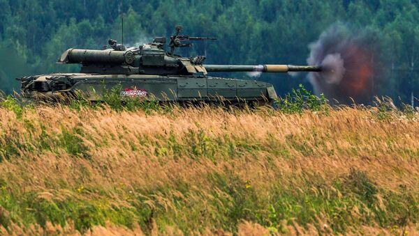Tank T-72B3 na fóru Armáda 2020 - Sputnik Česká republika