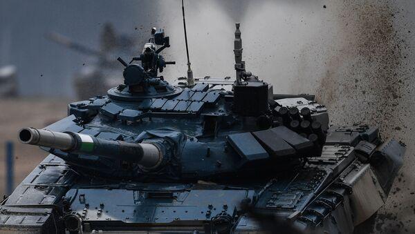 Tankový biatlon 2020 - Sputnik Česká republika