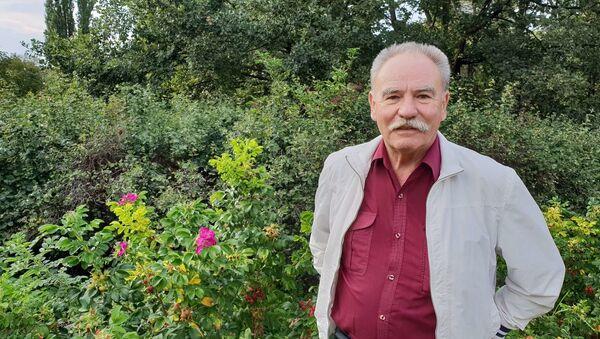 Předseda České strany národně socialistické Ing. Karel Janko - Sputnik Česká republika