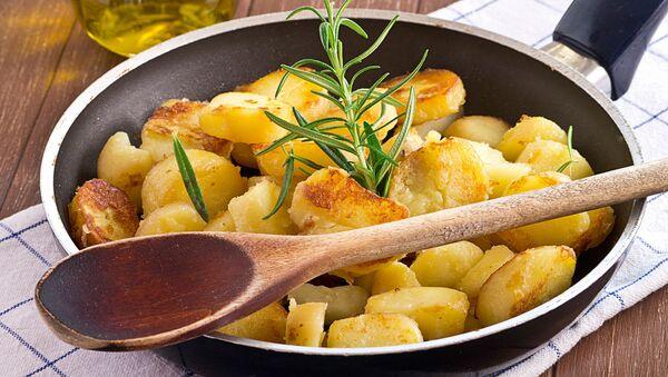 Smažené brambory - Sputnik Česká republika