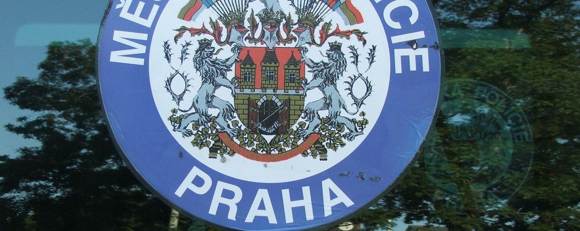 Policie ČR - Sputnik Česká republika, 1920, 14.07.2021