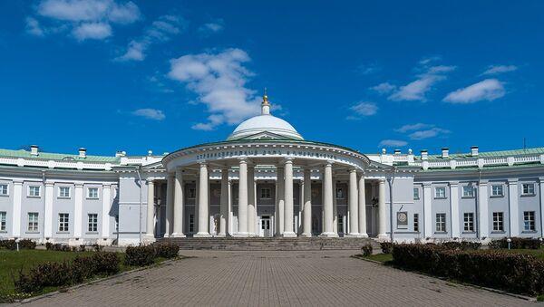 Sklifosovská nemocnice v Moskvě. Ilustrační foto - Sputnik Česká republika