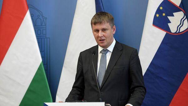 Ministr zahraničí Tomáš Petříček - Sputnik Česká republika