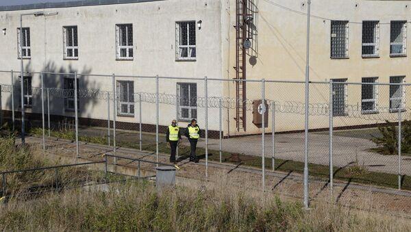 Migrační centrum v Drahonicích - Sputnik Česká republika