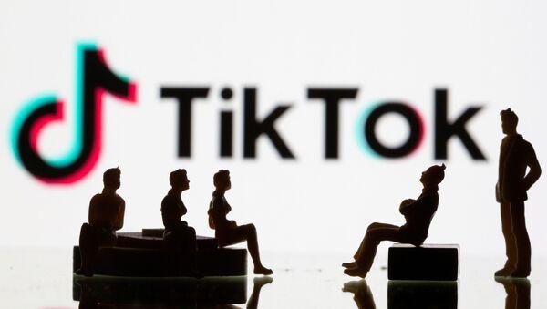 TikTok - Sputnik Česká republika