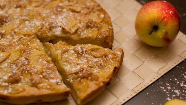 Jablečný koláč - Sputnik Česká republika