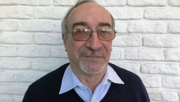 Chemik Leonid Rink - Sputnik Česká republika
