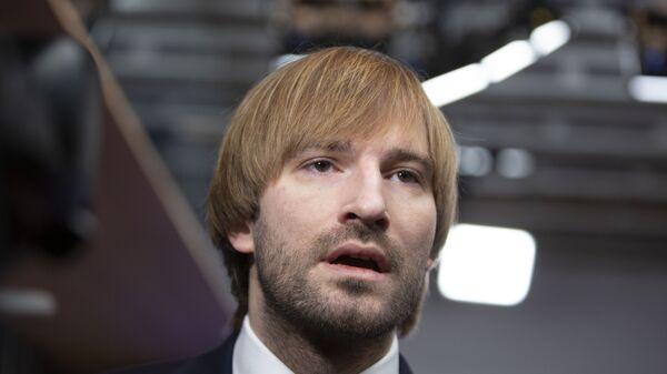 Adam Vojtěch - Sputnik Česká republika