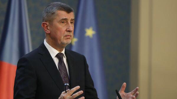 Andrej Babiš - Sputnik Česká republika