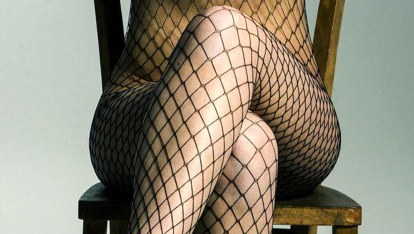 Nohy ženy. Ilustrační foto - Sputnik Česká republika