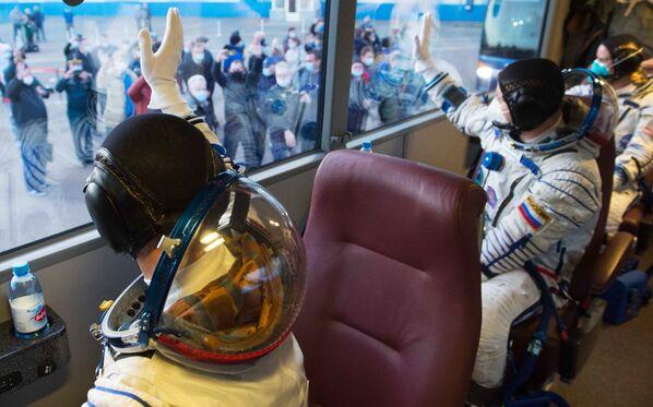 Před Sojuzem MS-17 bylo toto schéma testováno na několika nákladních lodích Progress MS. - Sputnik Česká republika