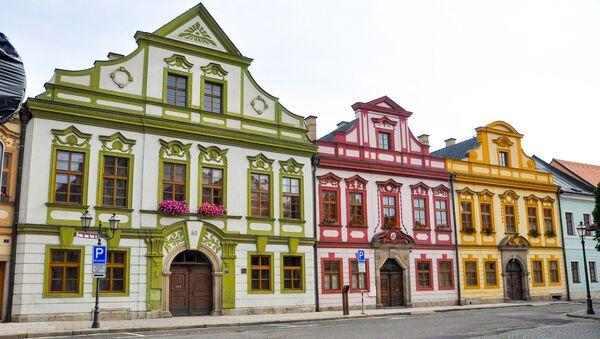 Centrum Hradce Králové. Ilustrační foto - Sputnik Česká republika