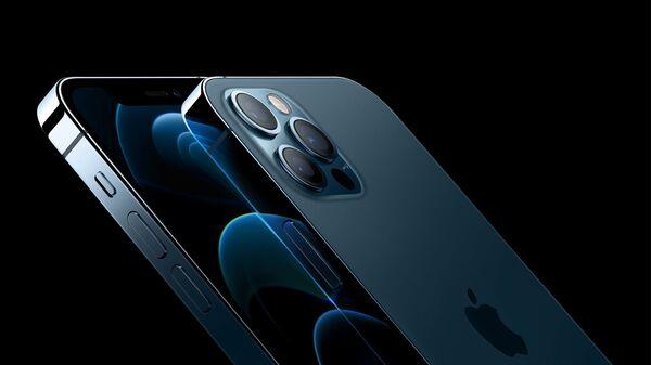Prezentace iPhone 12 Pro a iPhone 12 Pro Max - Sputnik Česká republika