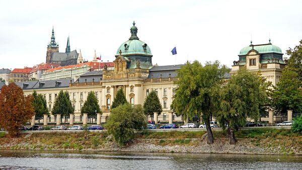 Sídlo Úřadu vlády České republiky  - Sputnik Česká republika