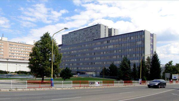 Fakultní nemocnice L. Pasteura  - Sputnik Česká republika