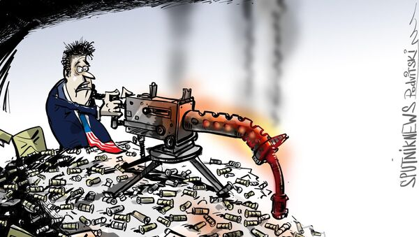 Limit sankcí proti Rusku a Íránu je vyčerpán - Sputnik Česká republika